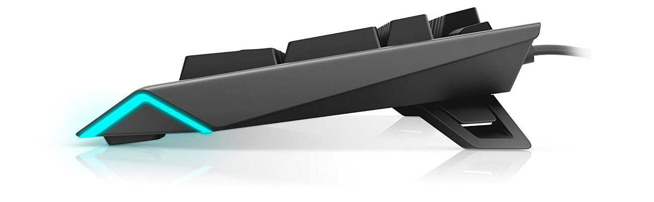 Dell Alienware Advanced Gaming Keyboard Ergonomia