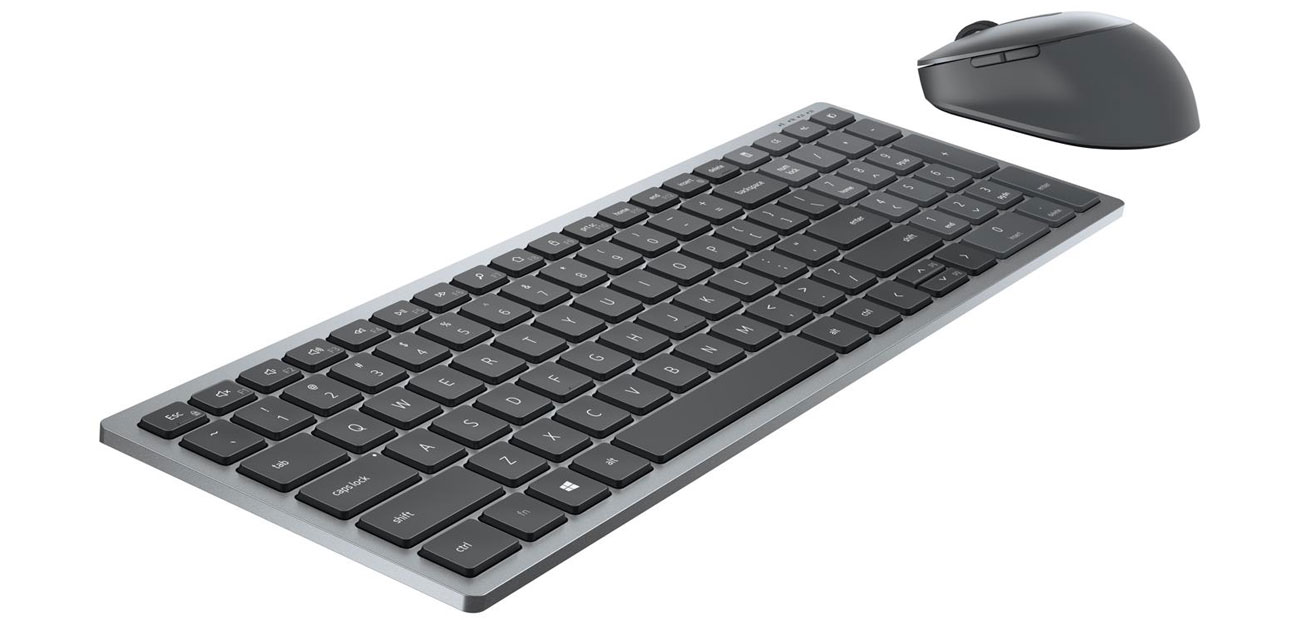 Zestaw bezprzewodowy Dell KM7120
