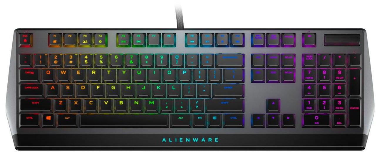 Klawiatura gamingowa Dell Alienware AW510K