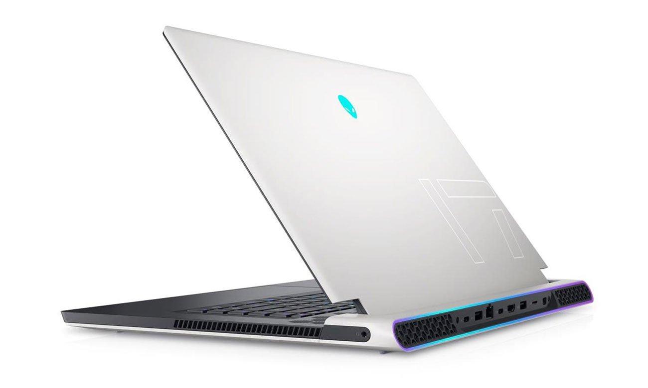 Dell Alienware x17 R1 chłodzenie