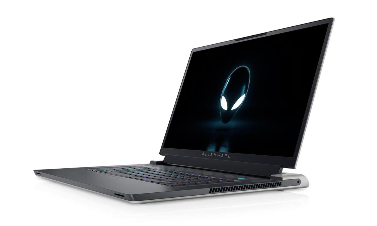 Laptop gamingowy Dell Alienware x17 R1