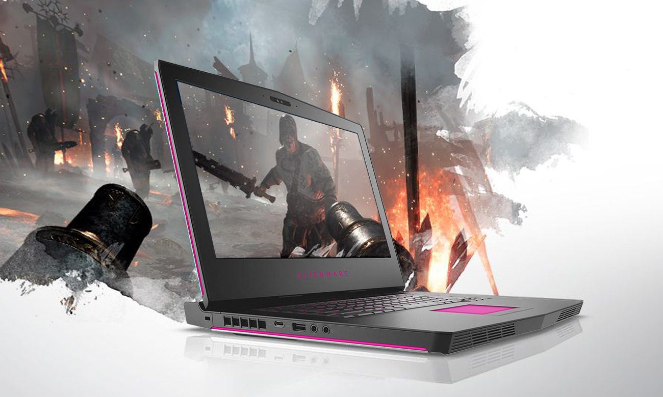 Dell Alienware 15 karta graficzna geforce GTX 1080 Max-Q