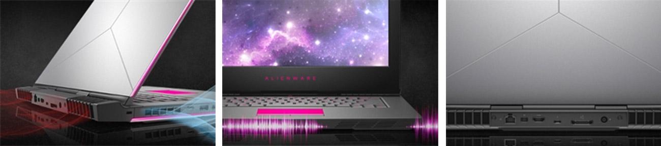 Dell Alienware 15 doskonała konstrukcja