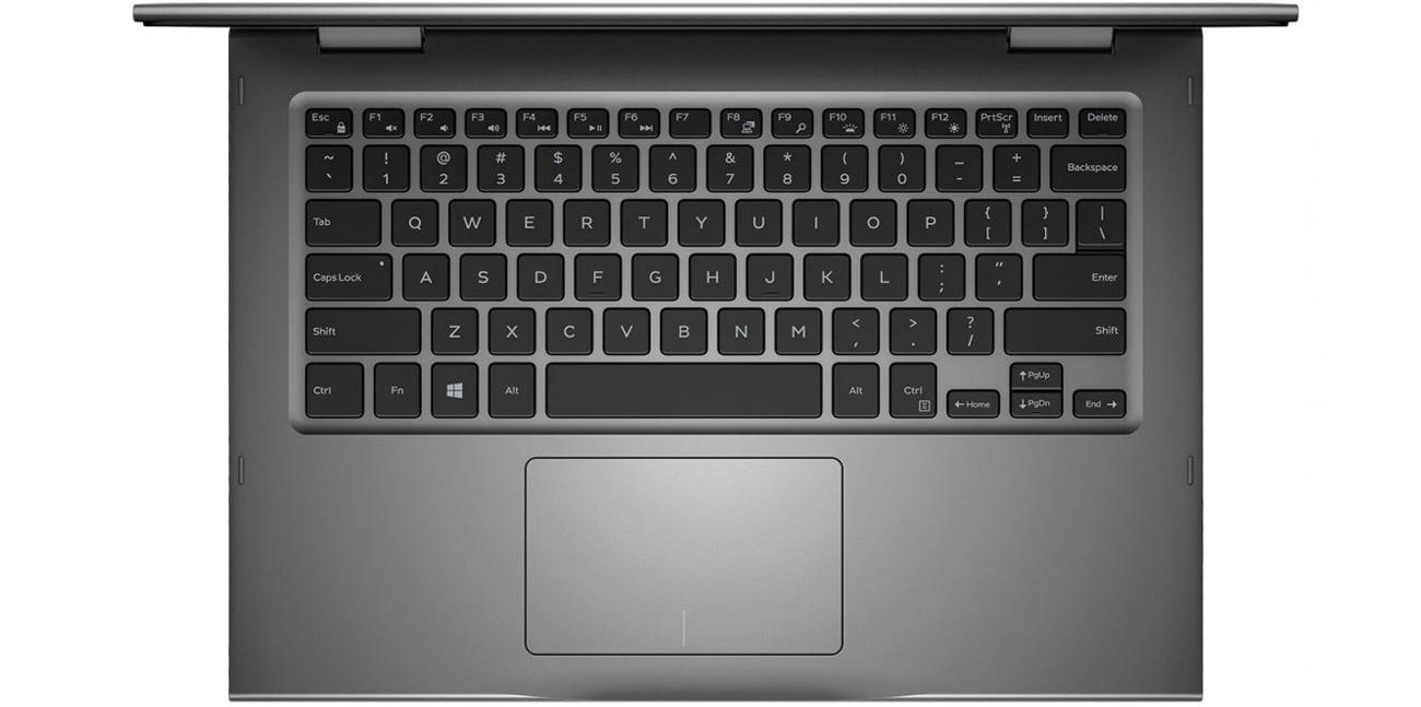 Dell Inspiron 5379 podświetlana klawaitura