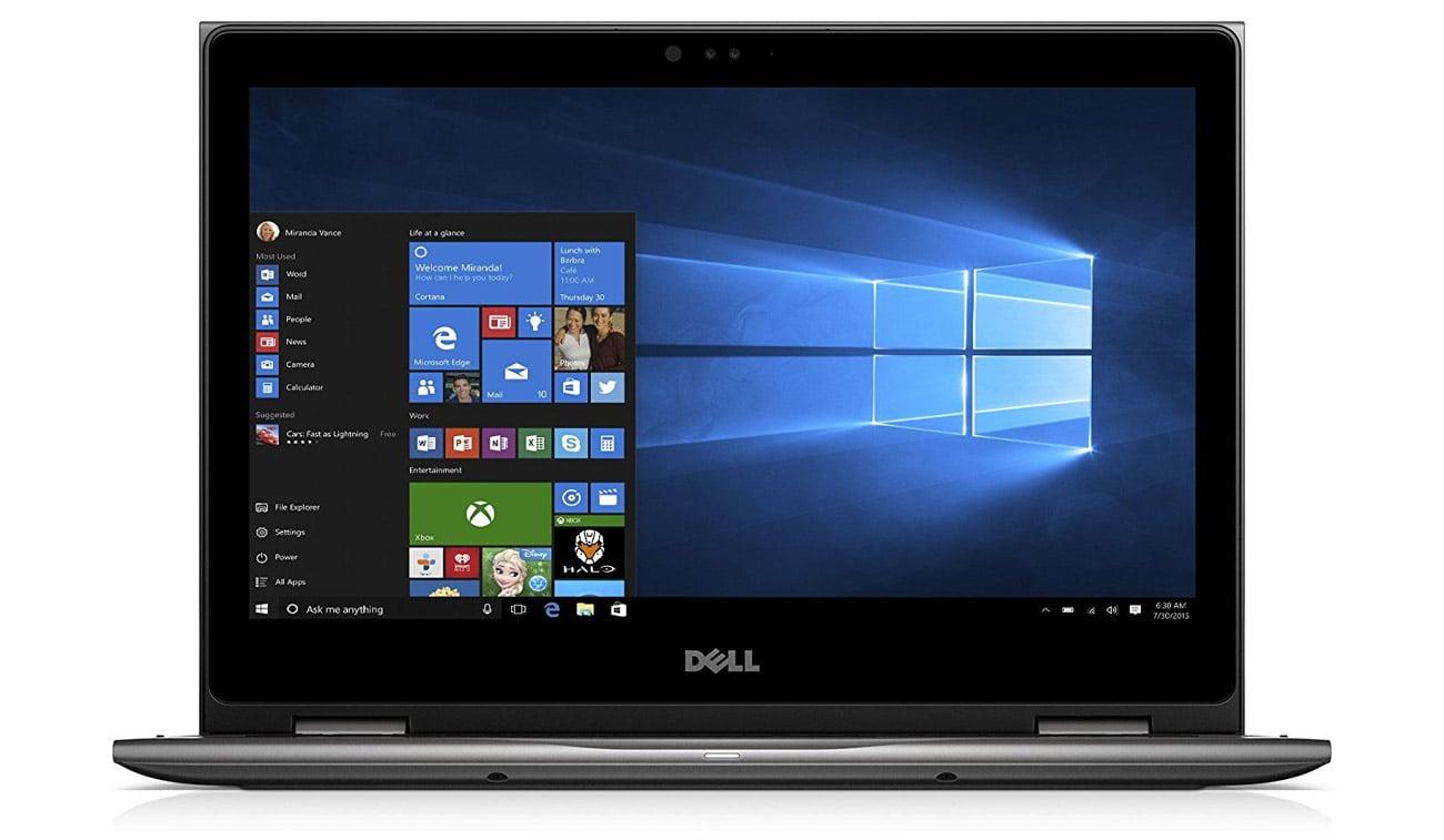 Dell Inspiron 5379 układ graficzny intel hd graphics