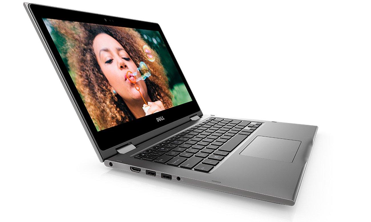 Dell Inspiron 5379 stylowy wygląd oraz ekran FullHD