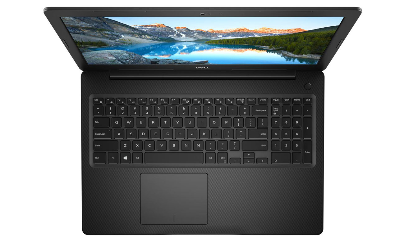 Dell palmrest Inspiron 3583