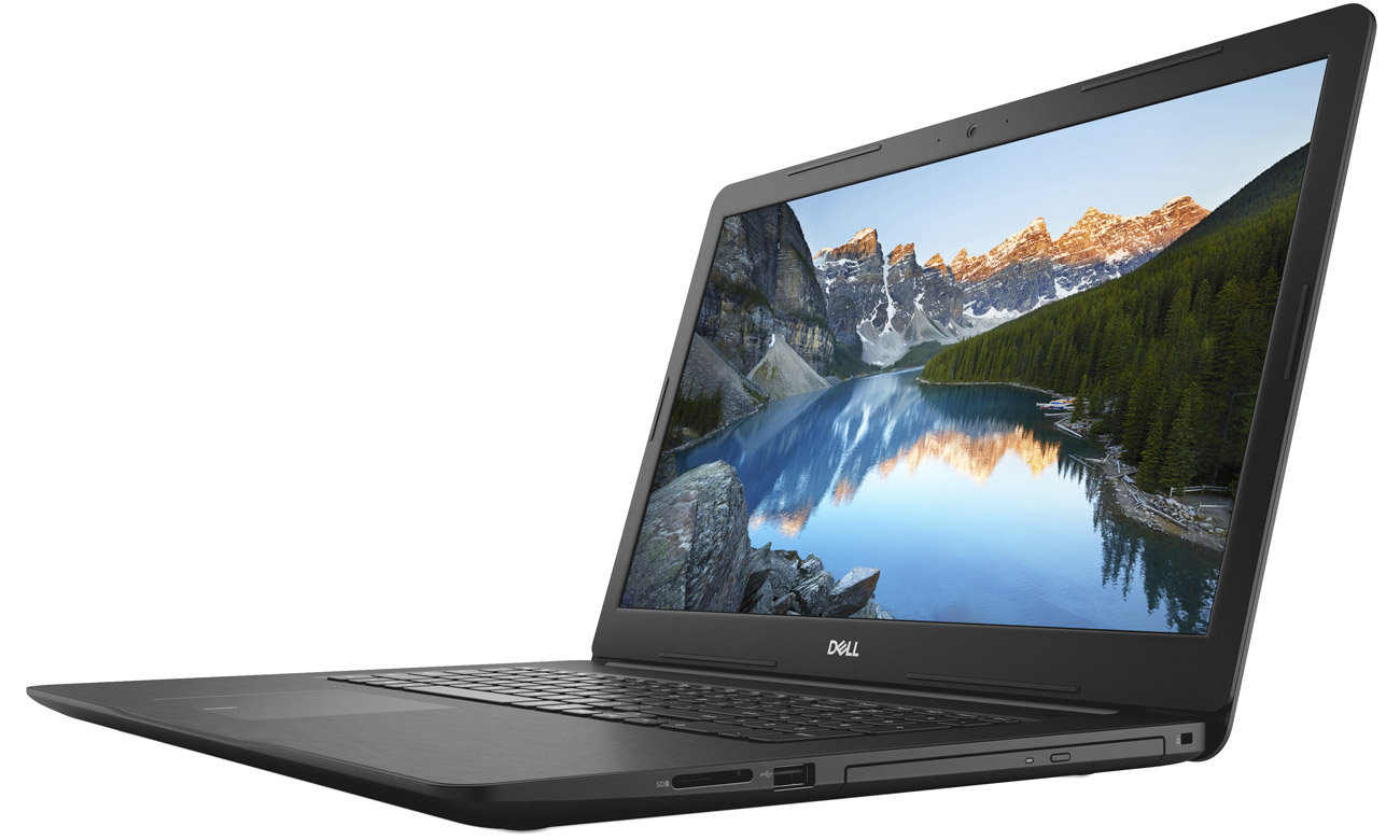 Dell Inspiron 5770 procesor Intel core i5 ósmej generacji czarny