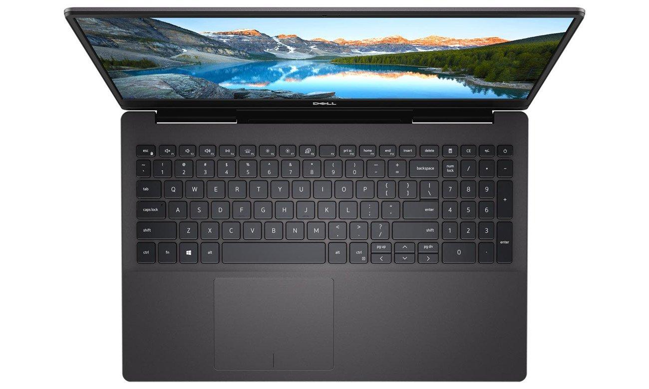 Wytrzymały laptop gamingowy Dell Inspiron 7590