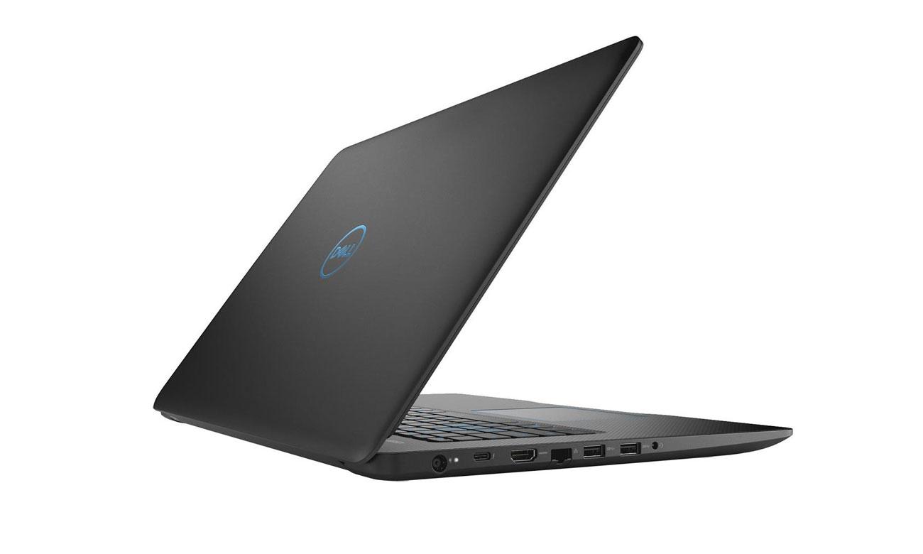 Dell Inspiron G3 Smukły i stylowy, Podwójne wentylatory chłodzące