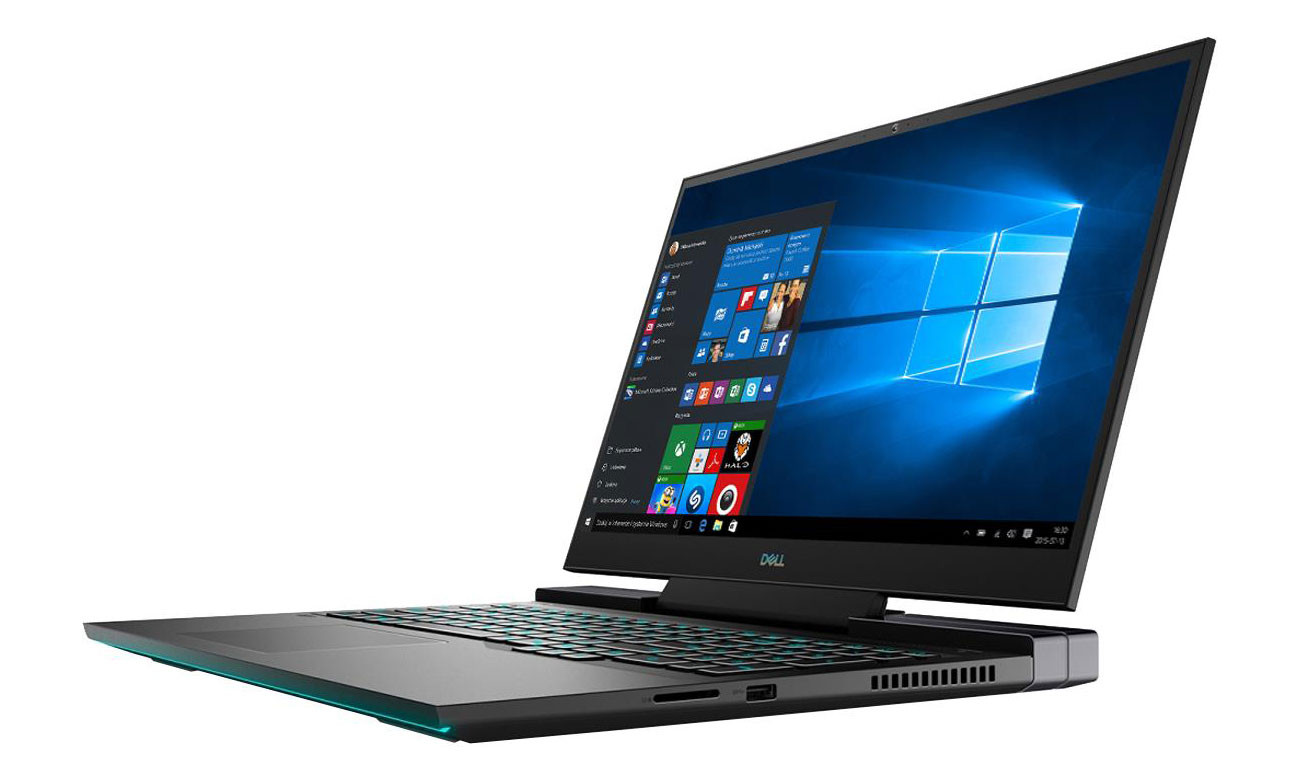 Laptop gamingowy Dell Inspiron G7 7700