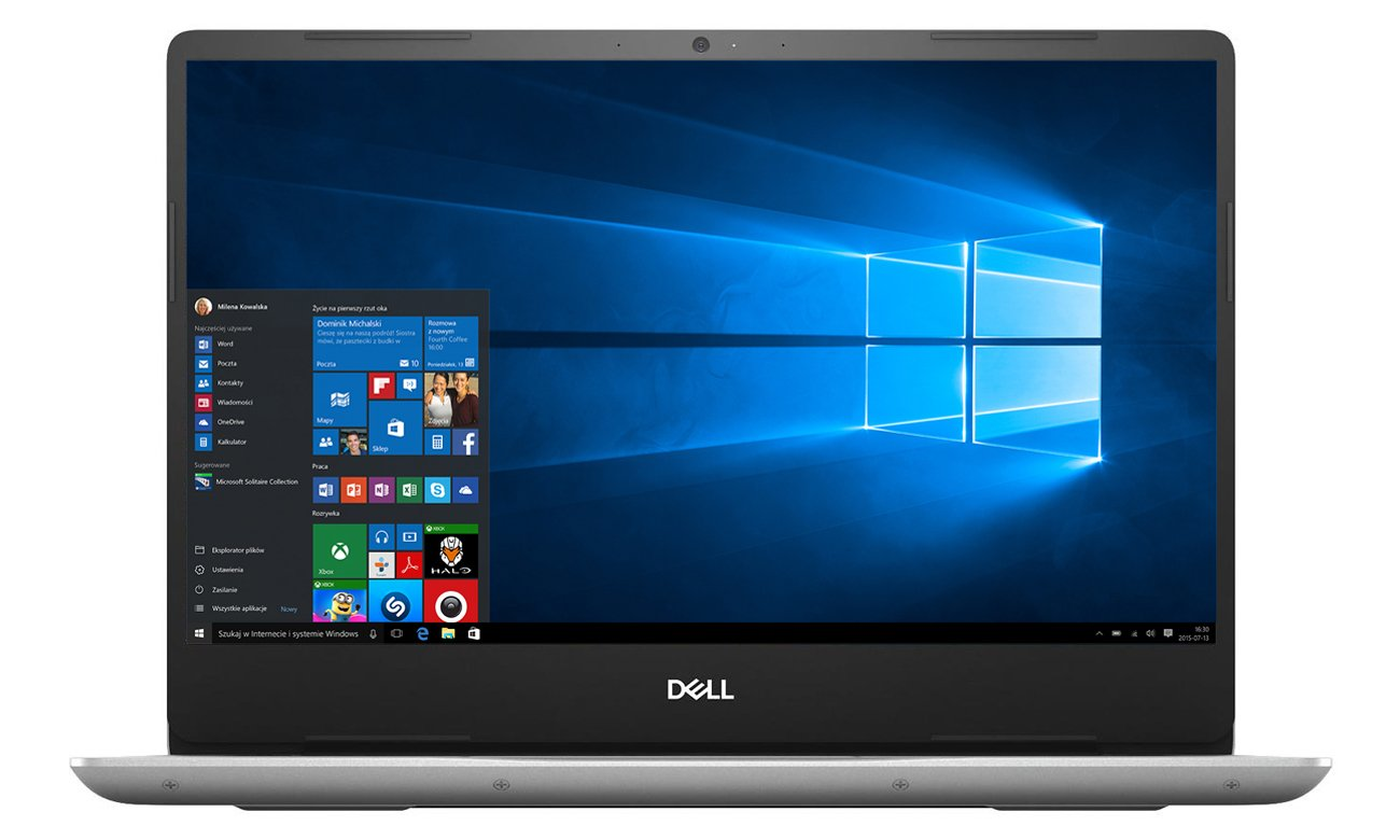 Dell Inspirion 5480 matryca 14 ips full hd