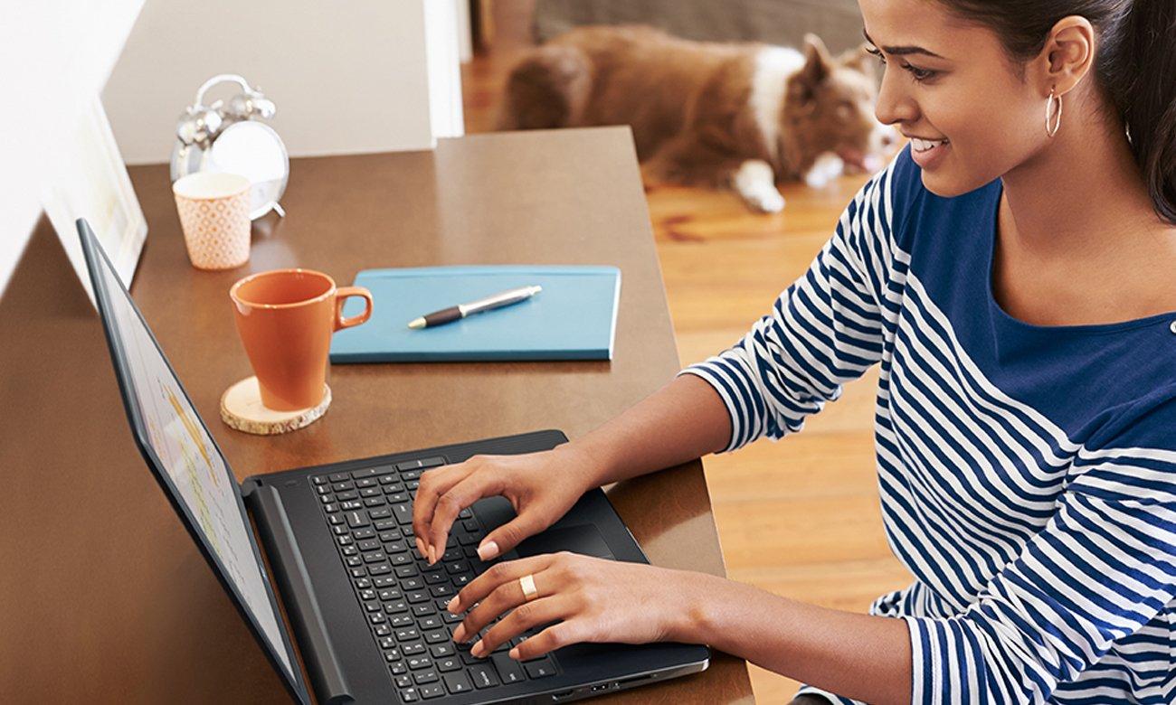 wytrzymałość solidne przyciski niełamliwość dopasowanie Laptop Dell Inspiron 3558