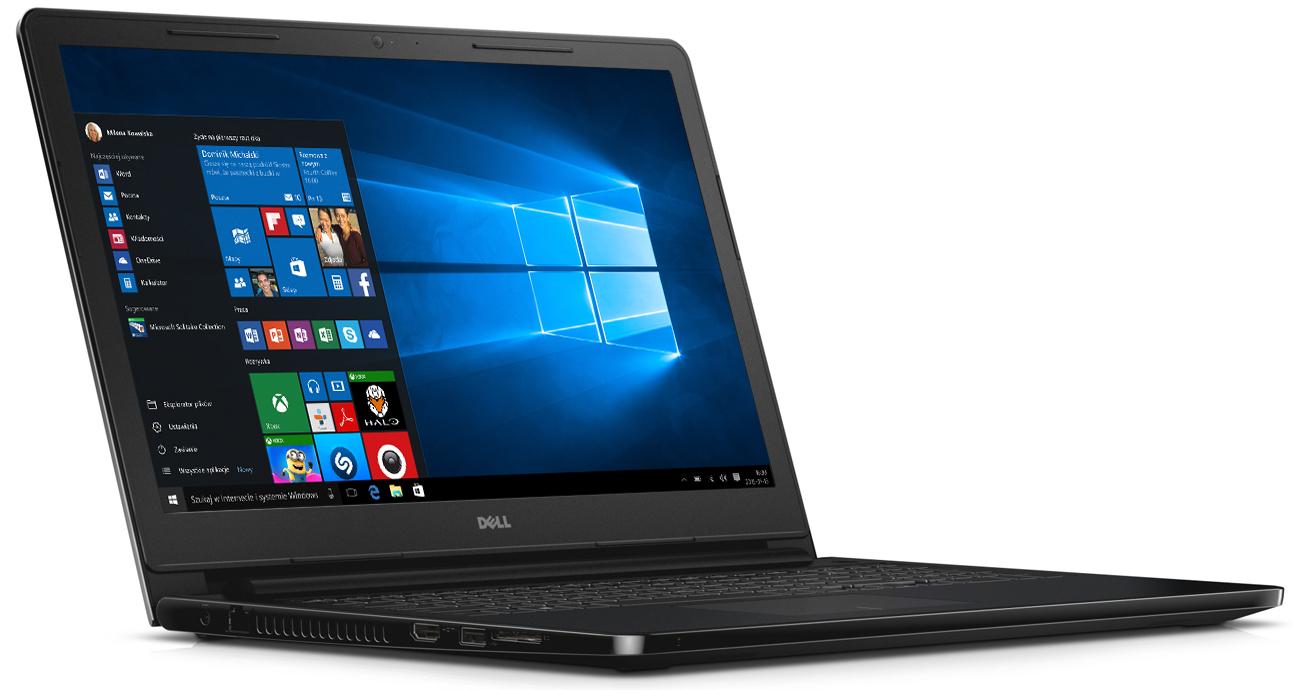 Procesor intel core i5 piątej generacji w Laptop Dell Inspiron 3558