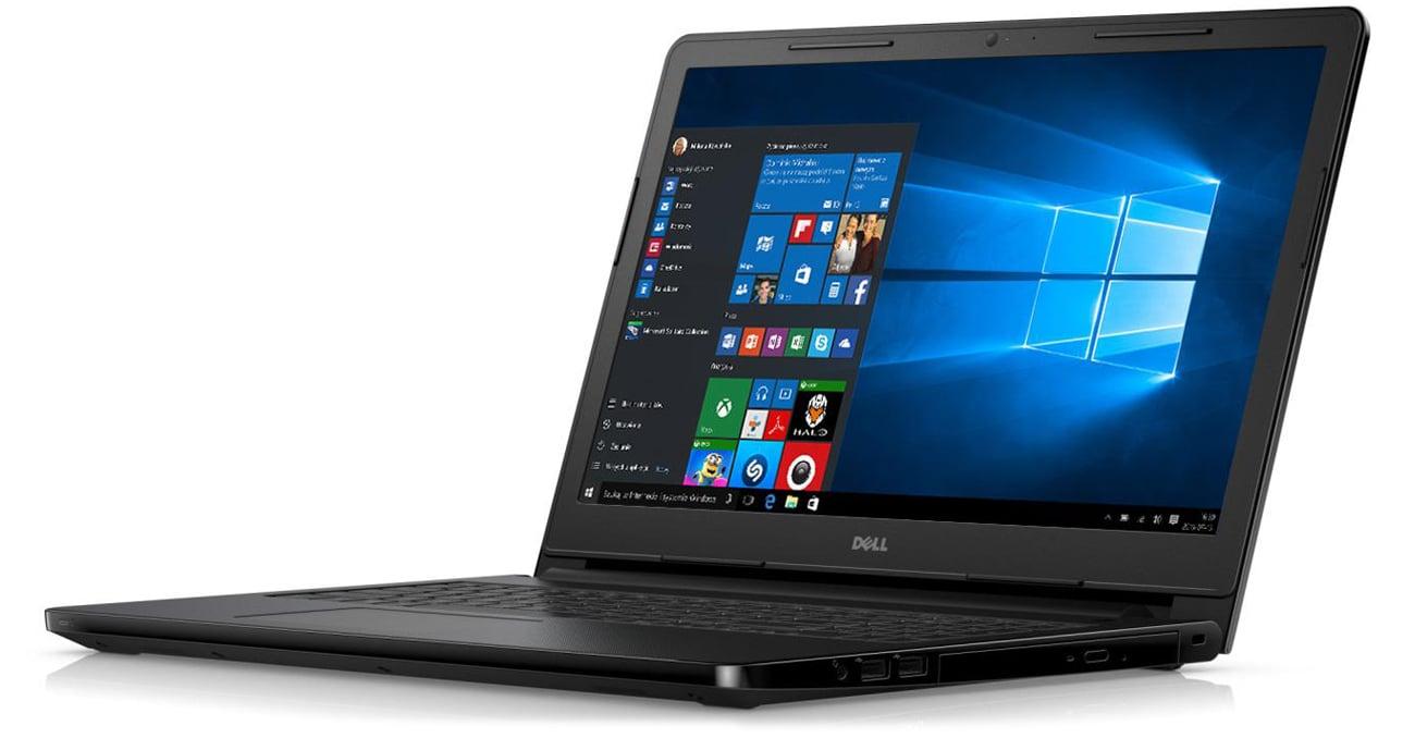 Karta graficzna NVIDIA GeForce efekty graficzne w Laptop Dell Inspiron 3558