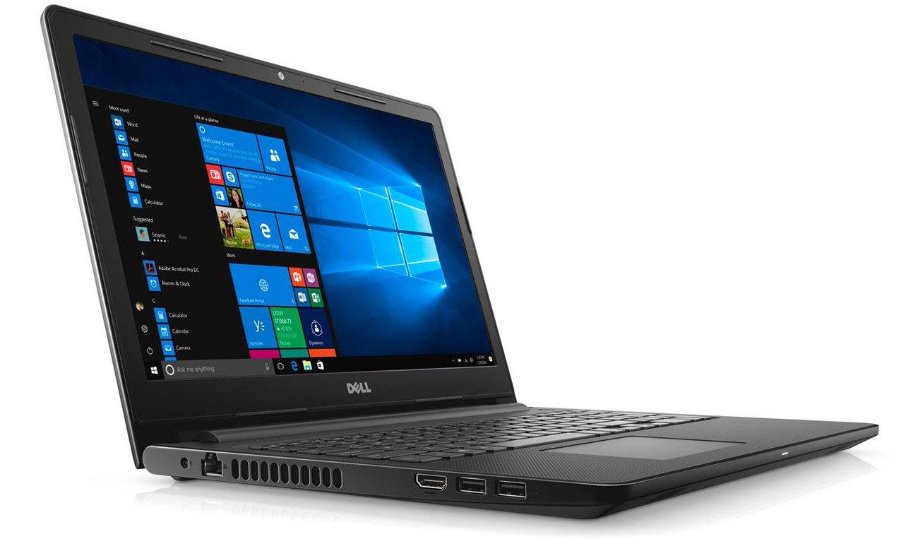Dell Inspiron 3567 układ graficzny intel hd graphics