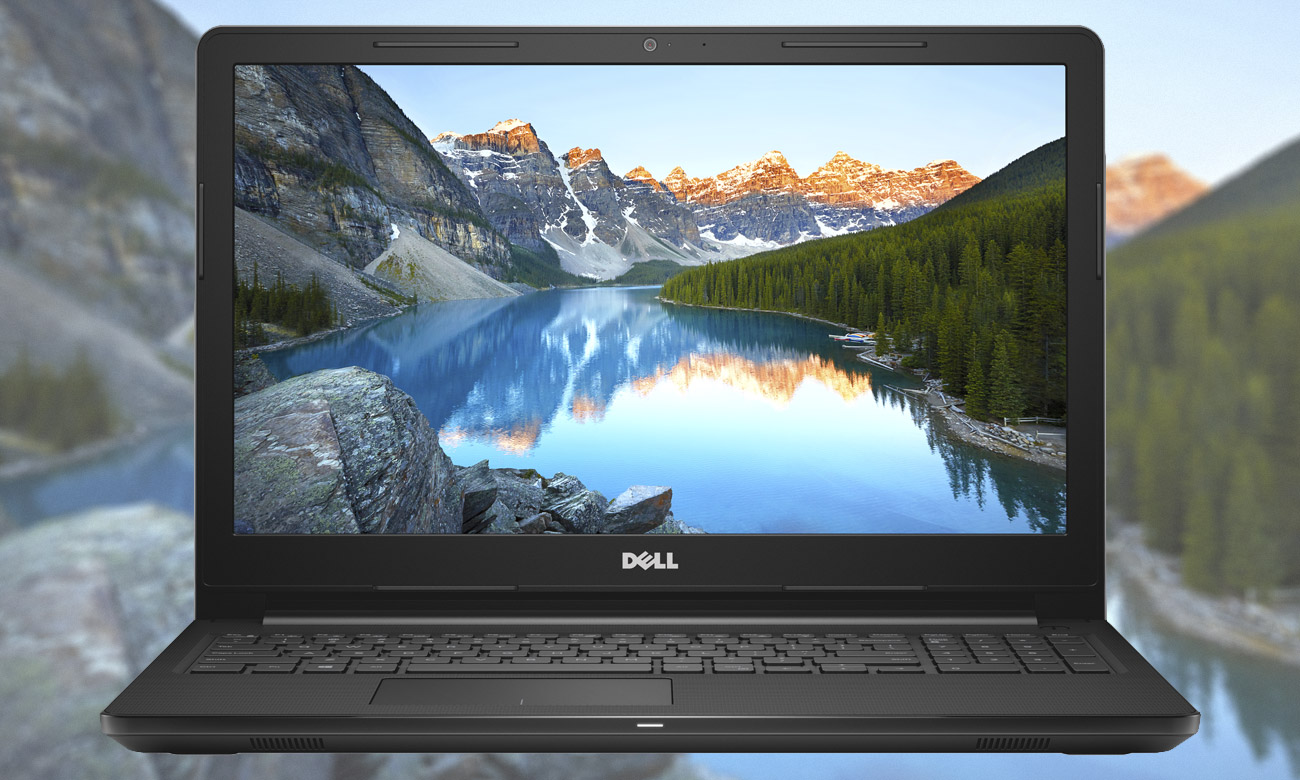 Dell Inspiron 3573 Technologia Dell Cinema