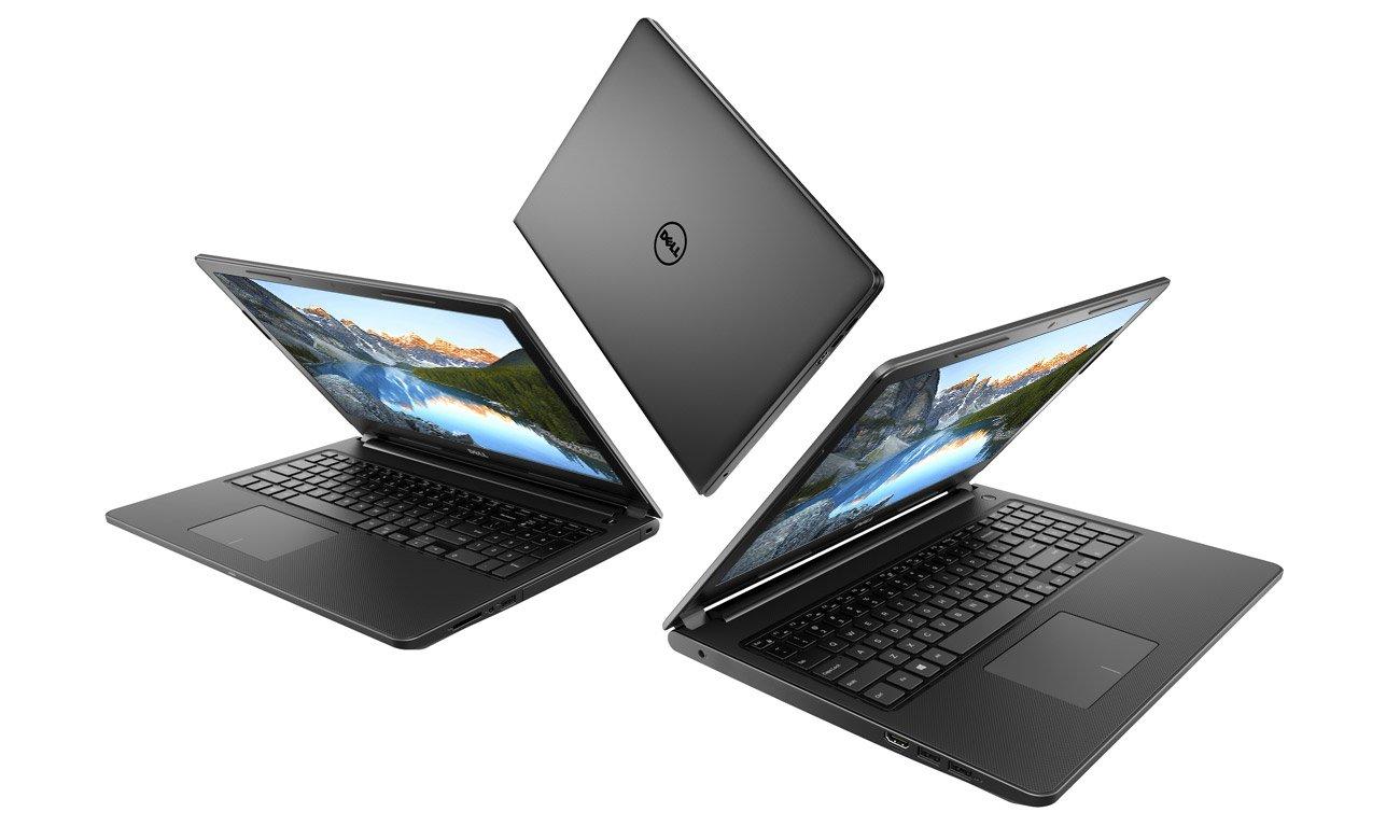 Dell Inspiron 3573 Mobilny laptop z niezbędnymi funkcjami