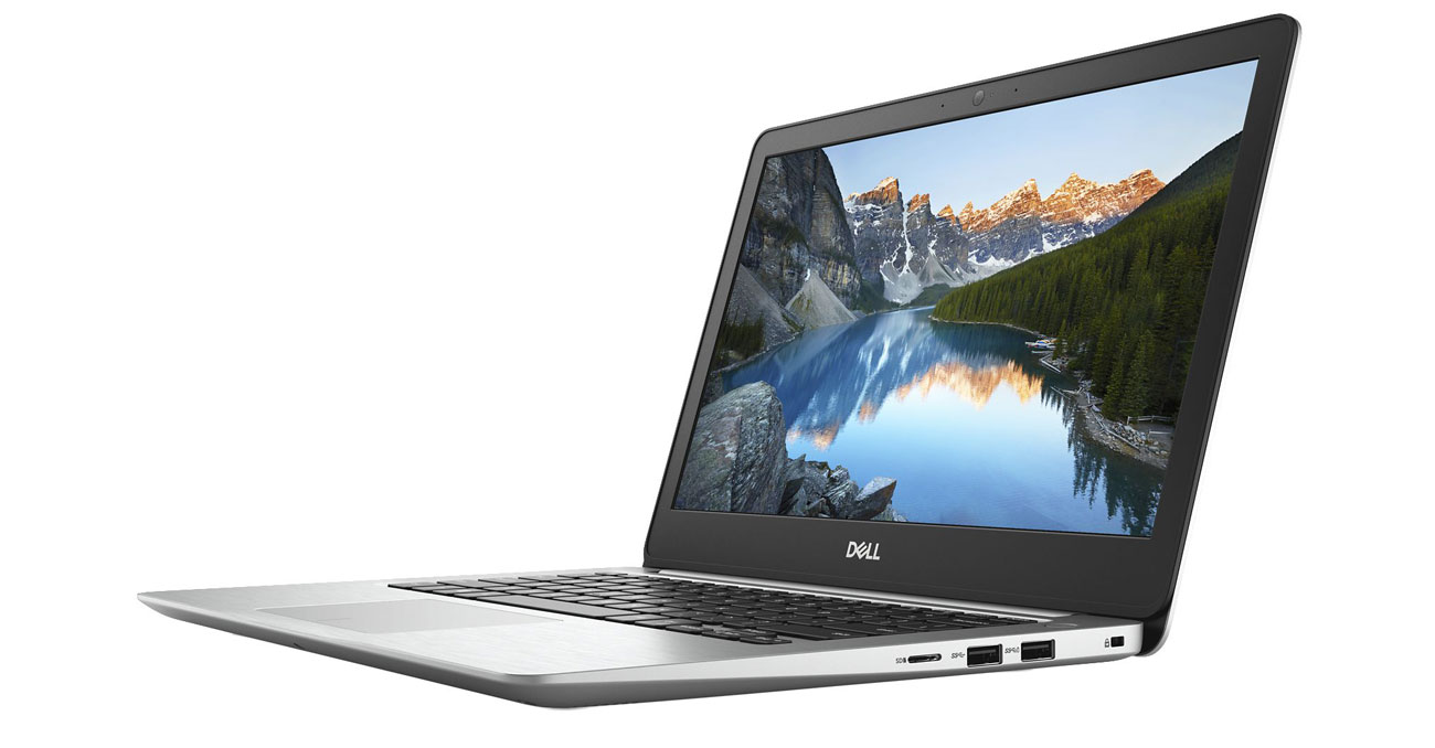 Dell Inspiron 5370 13 calowy ekran technologia smartbyte