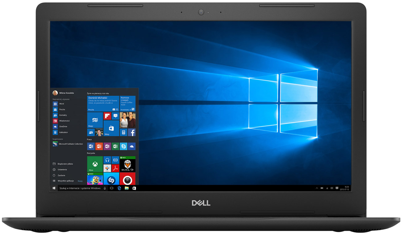Dell Inspiron 5570 Intel Core i5 ósmej generacji