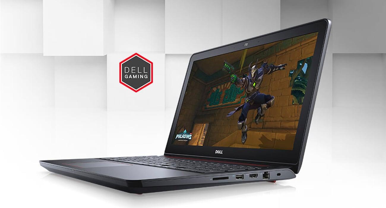 Dell Inspiron 5577 Видатна ігрова продуктивність