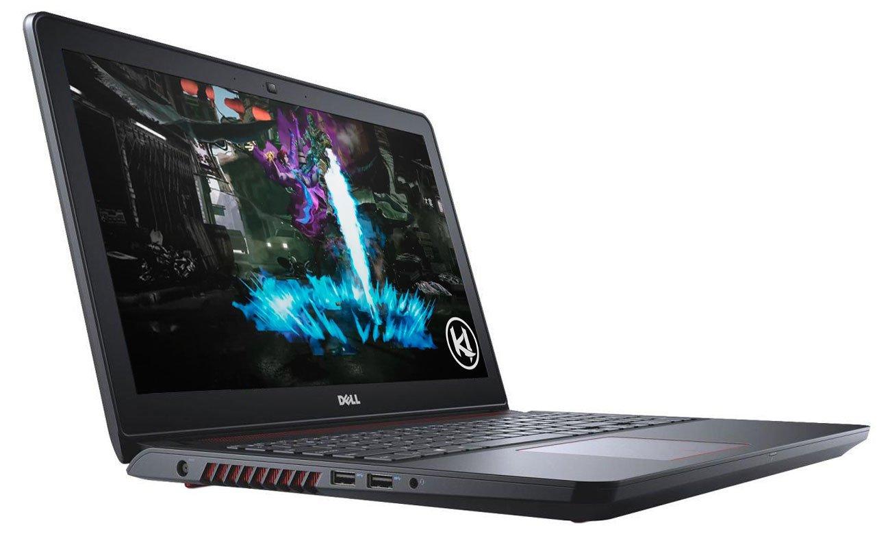 Dell Inspiron 5577 Zaprojektowany aby wytrzymać ekstremalne warnuki pracy