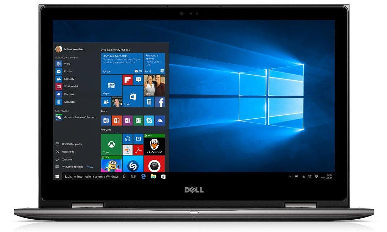 Dell Inspiron 5578 elastyczność