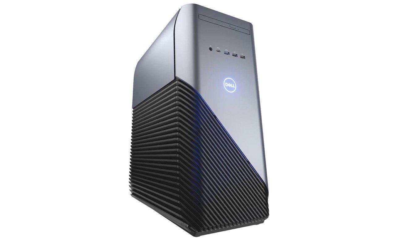 Dell Inspiron 5680 Dynamiczny dźwięk Waves MaxxAudio® Pro, Brzmienie 7.1 Performance HD