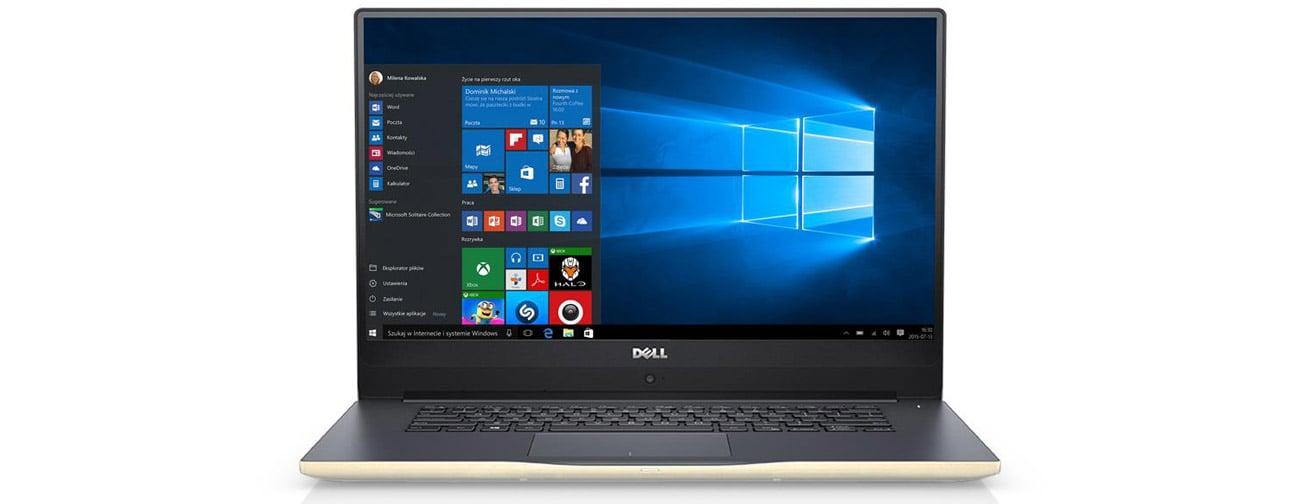 Podświetlana klawiatura Dell Inspiron 7560