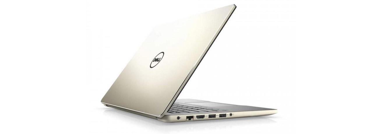 Karta graficzna NVIDIA GeForce efekty graficzne Dell Inspiron 7560