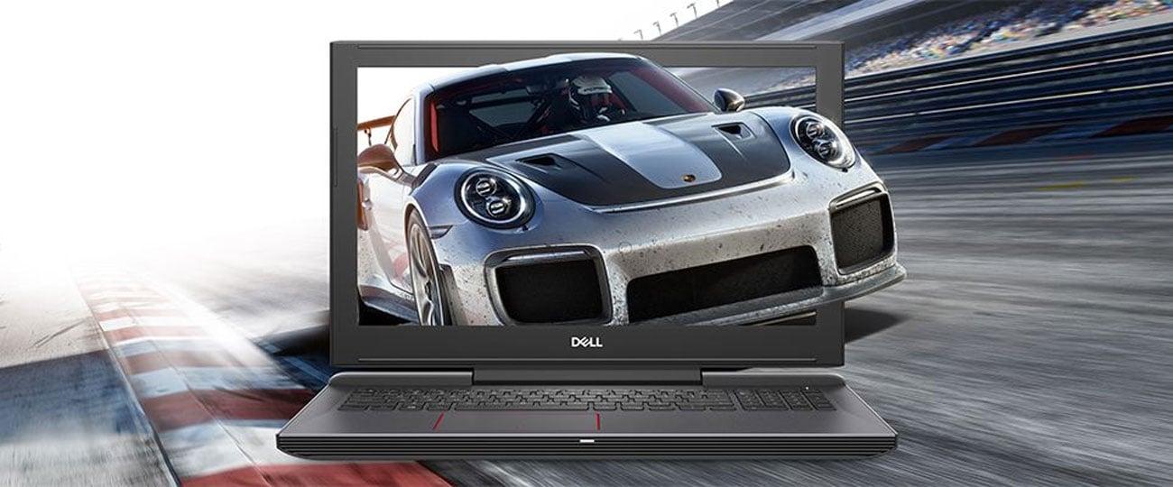 Dell Inspiron 7577 IPS екран і висока якість звуку