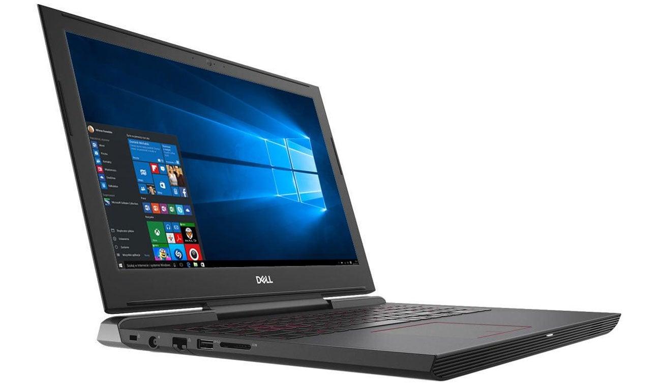 Dell Inspiron 7577 Procesor Intel Core i7 siódmej generacji