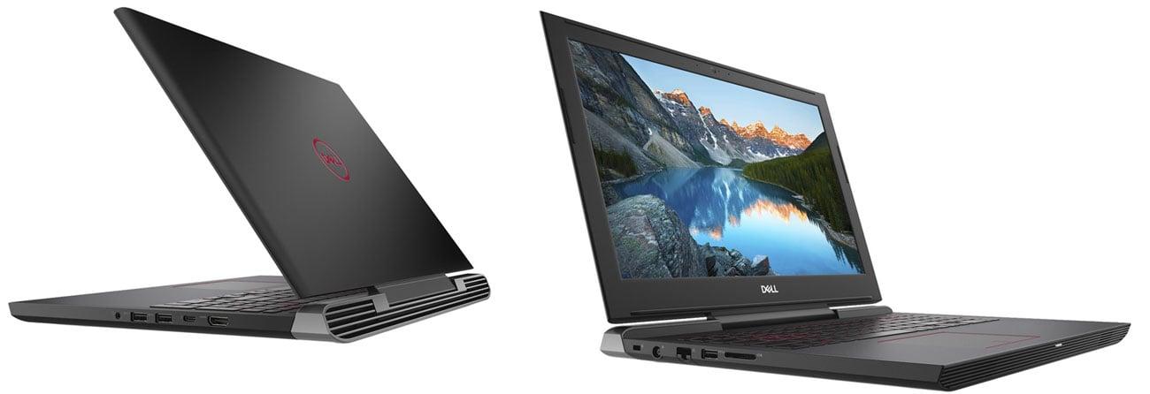 Dell Inspiron 7577 wysoka jakośc wykonania