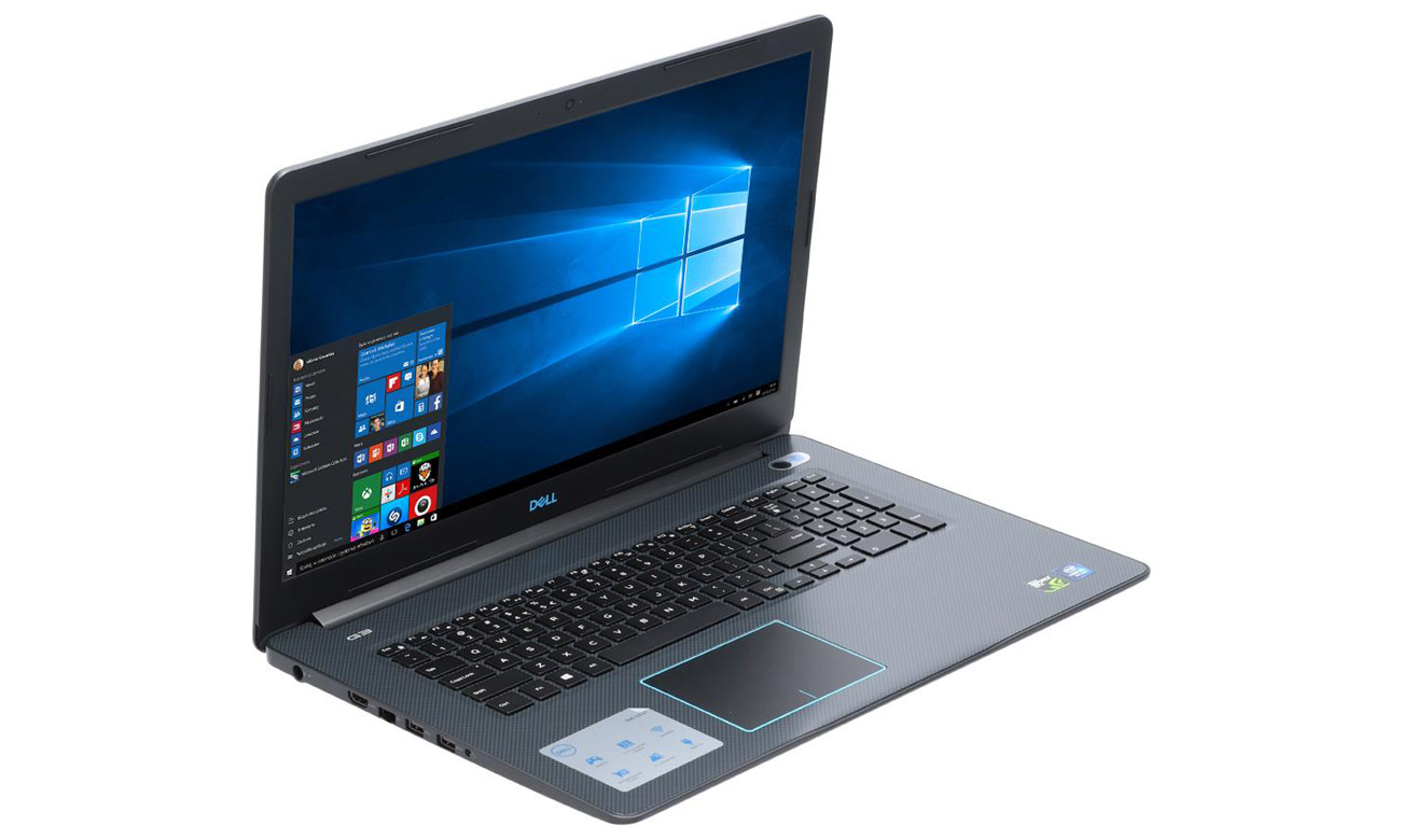 Dell Inspiron G3 Mistrzowski gaming z GeForce GTX 1050Ti