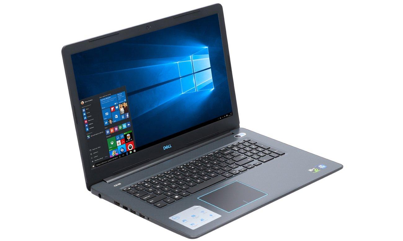 Dell Inspiron G3 Mistrzowski gaming z GeForce GTX 1050