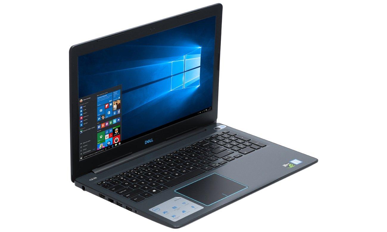Dell Inspiron G3 Procesor Intel Core i5 8-ej generacji