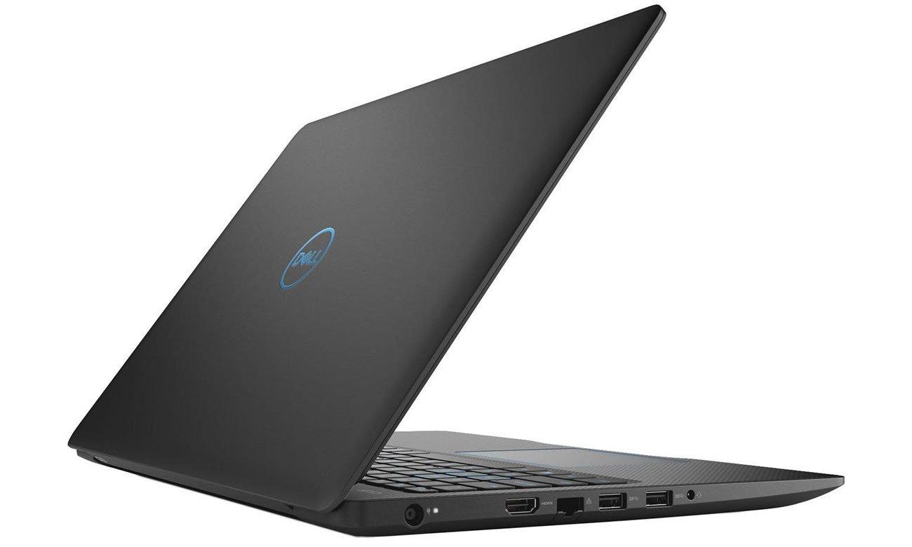 Dell Inspiron G3 Bezproblemowe strumieniowanie danych