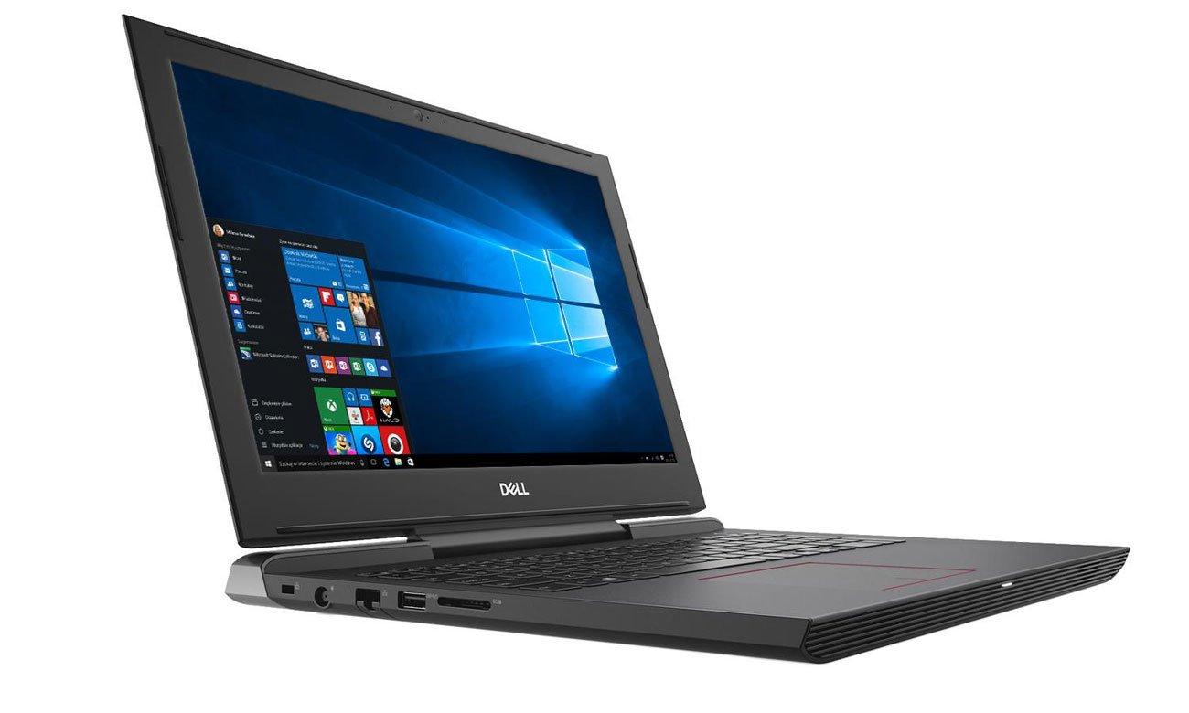 Dell Inspiron G5 Przesyłanie strumieniowe bez buforowania