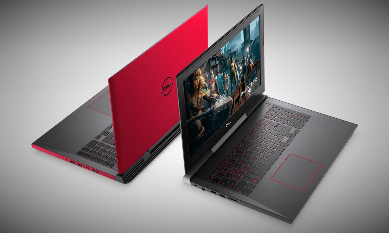 Dell Inspiron G5 Nowoczesny laptop dla graczy