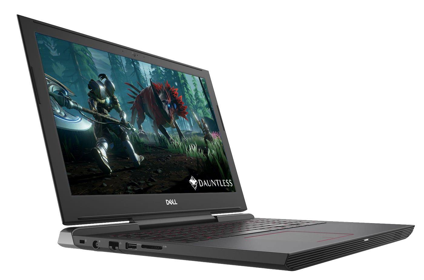 Dell Inspiron G5 Emocjonujący gaming z GeForce GTX 1060 Max-Q