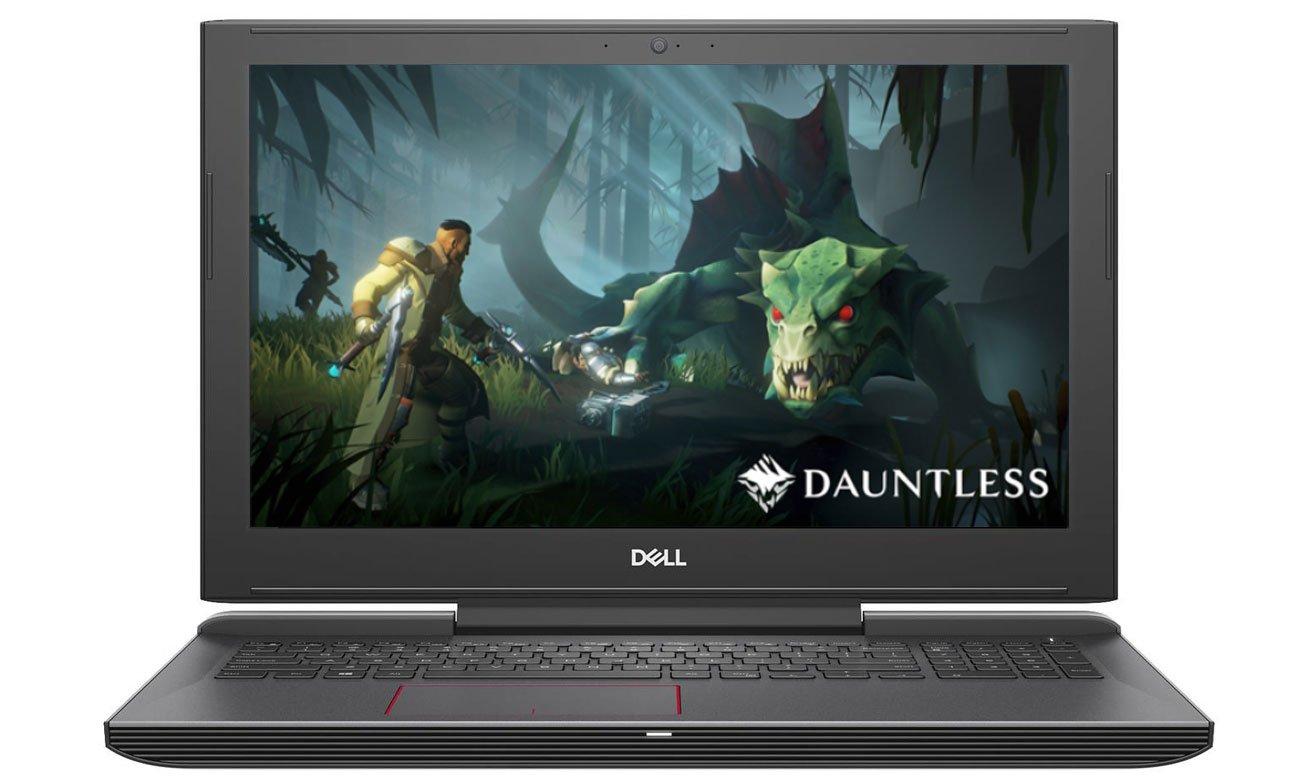 Dell Inspiron G5 ekran IPS, Wyjście HDMI 2.0 z obsługą rozdzielczości 4K 60 Hz