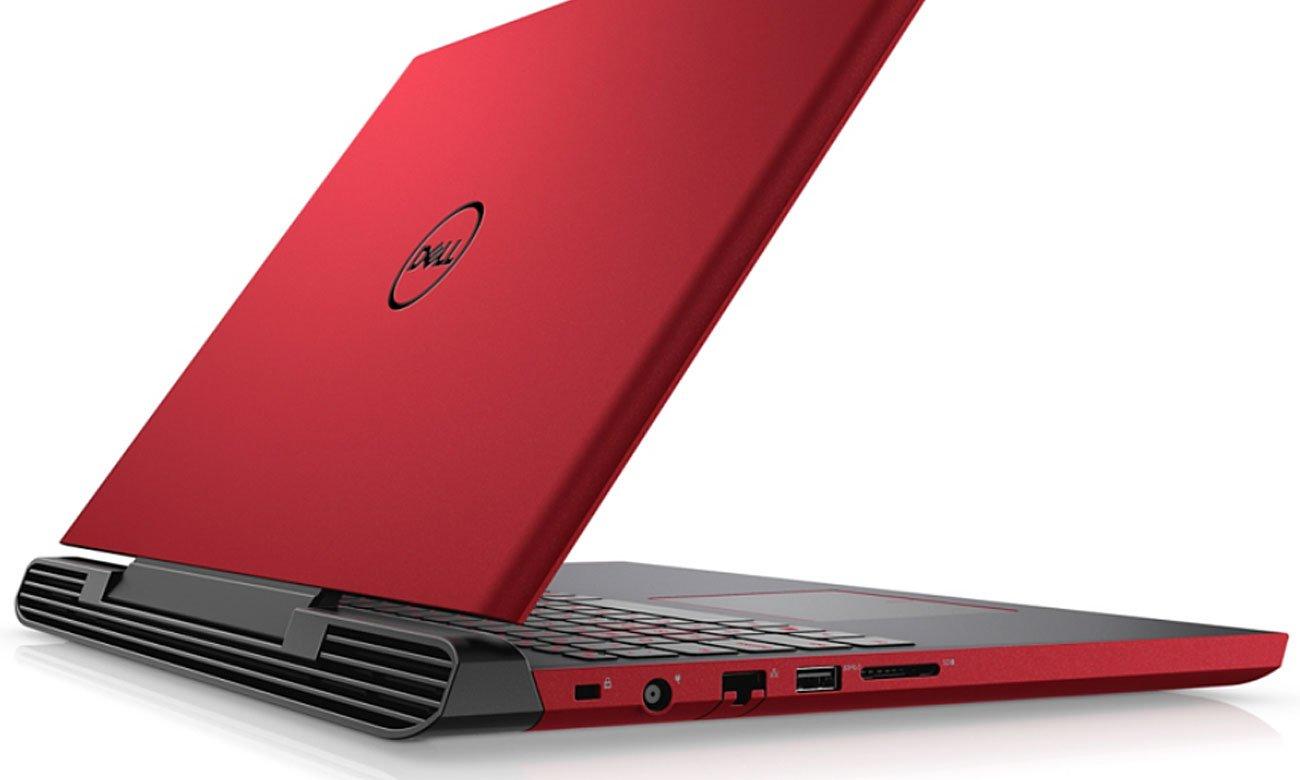 Dell Inspiron G5 Wydajna bateria i minimalny czas ładowania