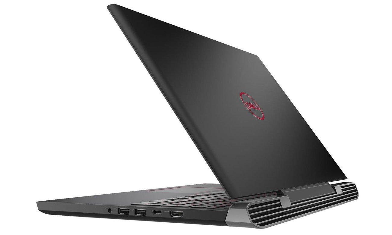 Dell Inspiron G5 Szeroka gama portów