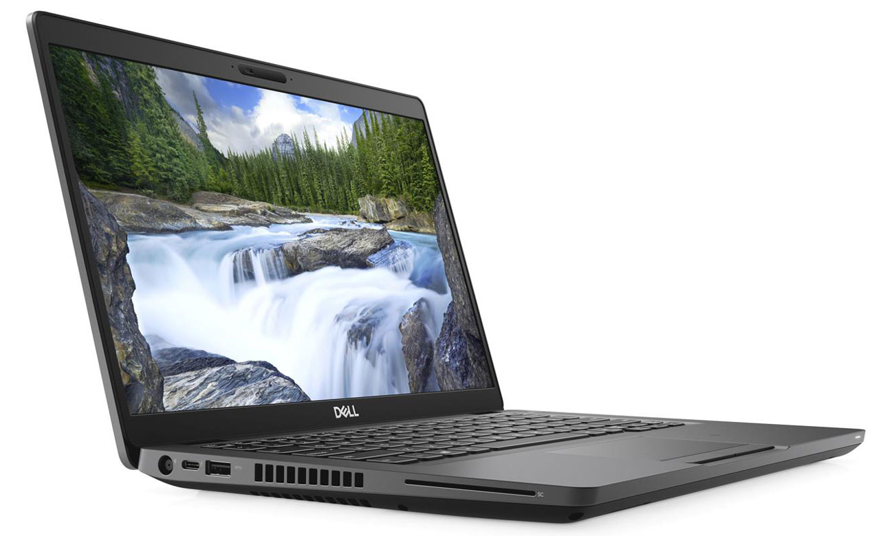 Lewy bok dell Latitude 5501