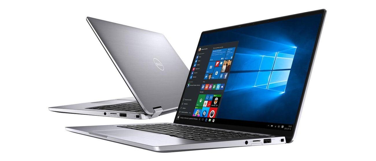 Laptop biznesowy Dell Latitude 7400 2in1