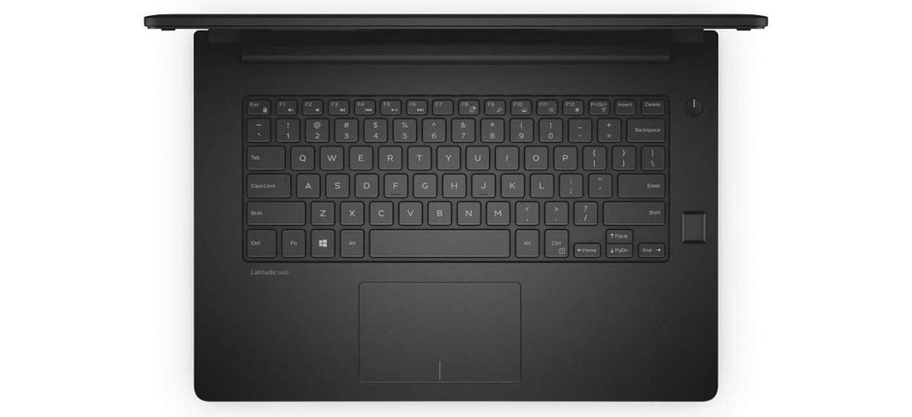 Dell Latitude 3470 podświetalana klawiatura