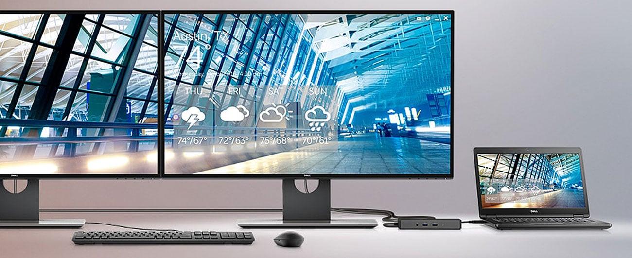 Dell Latitude 5490 Pełny zakres łączności