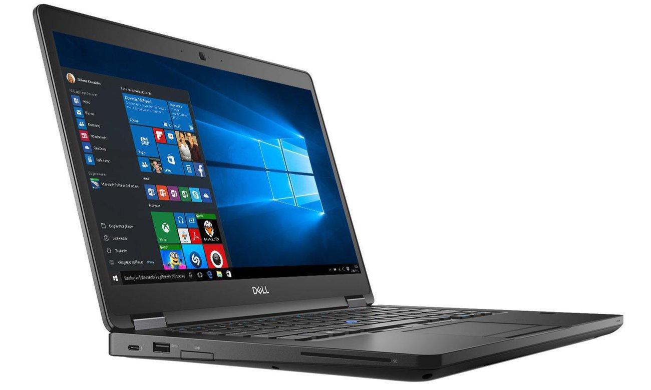 Dell Latitude 5491 Układ graficzny Intel UHD Graphics