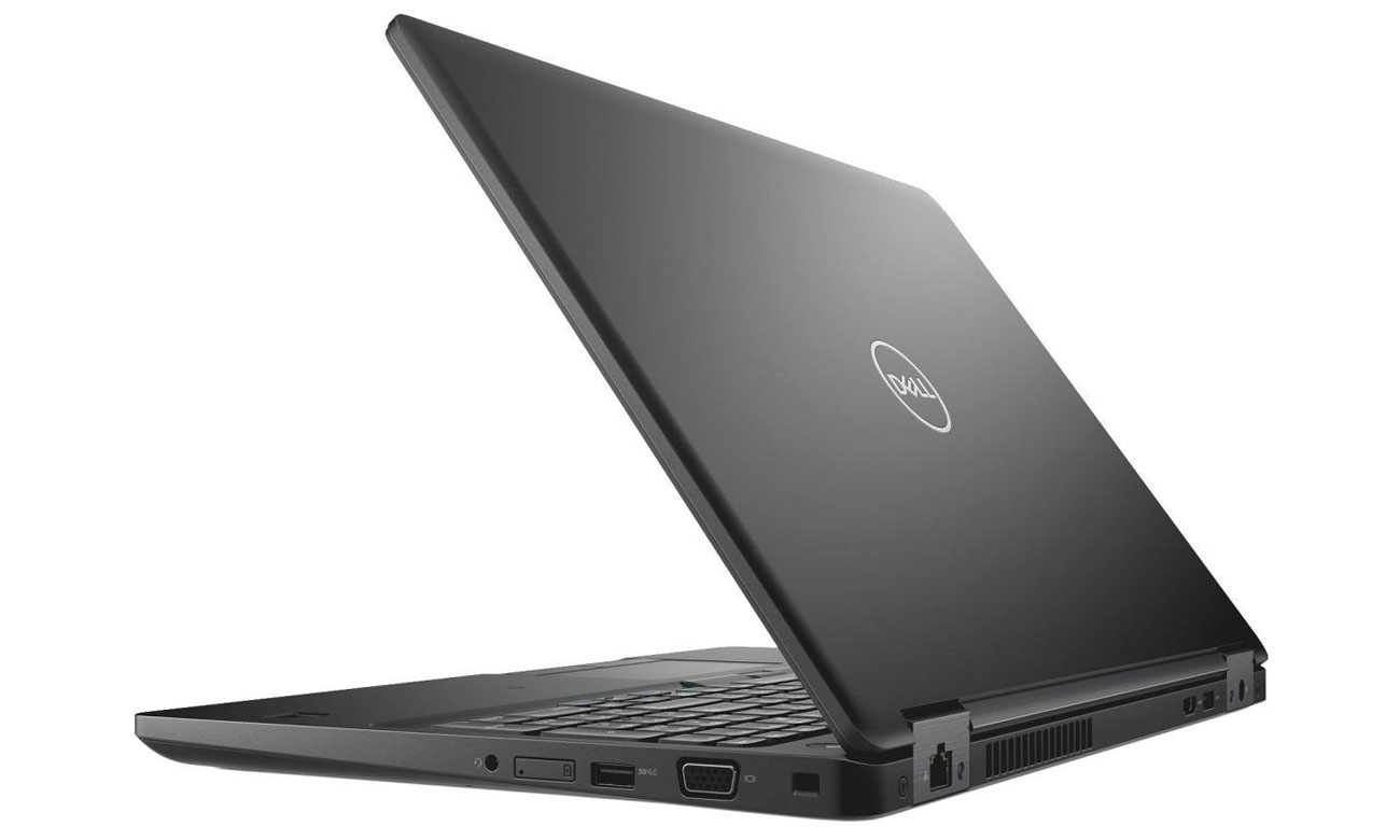 Dell Latitude 5591 Procesor Intel Core i5 ósmej generacji