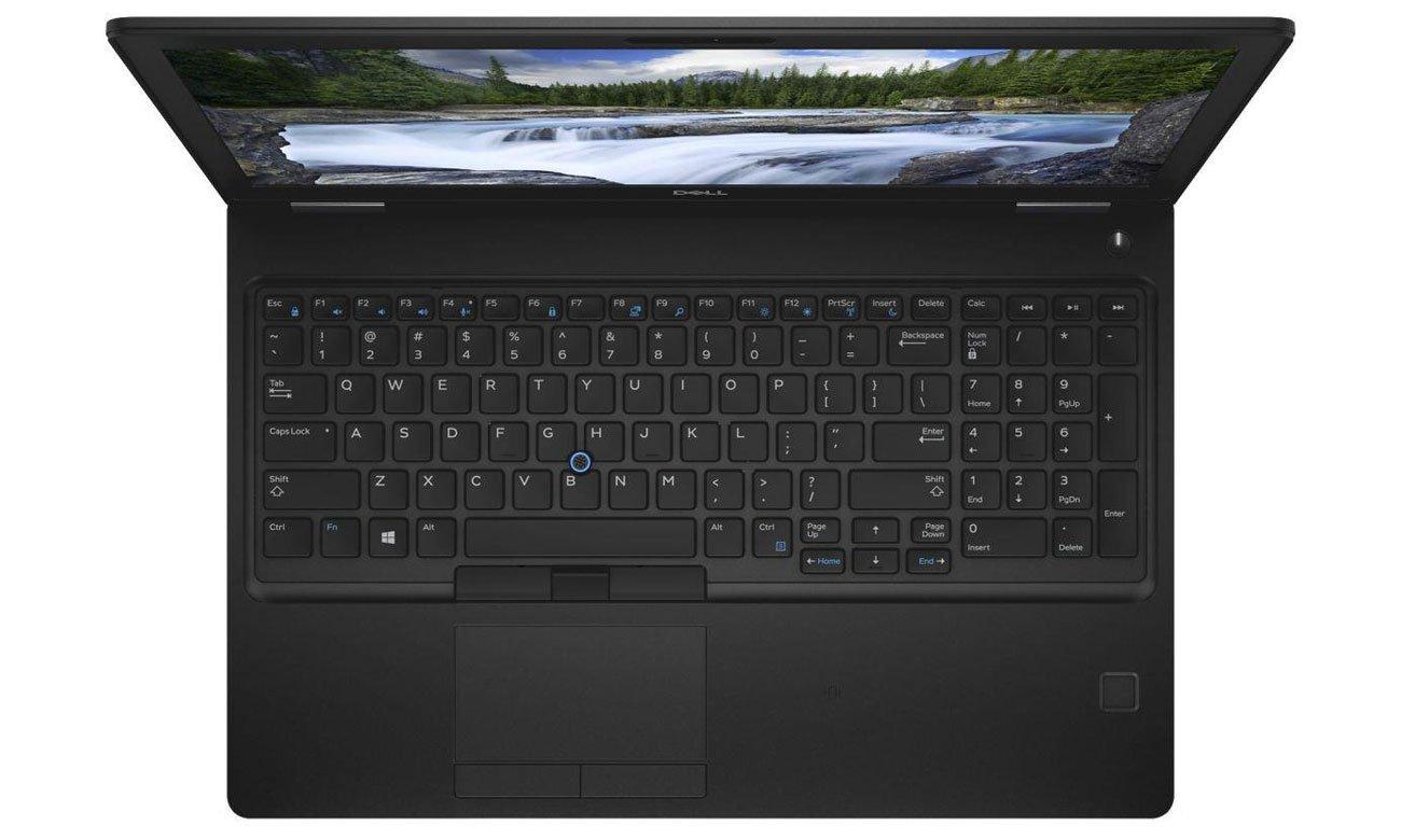 Dell Latitude 5591 Bezpieczeństwo godne zaufania